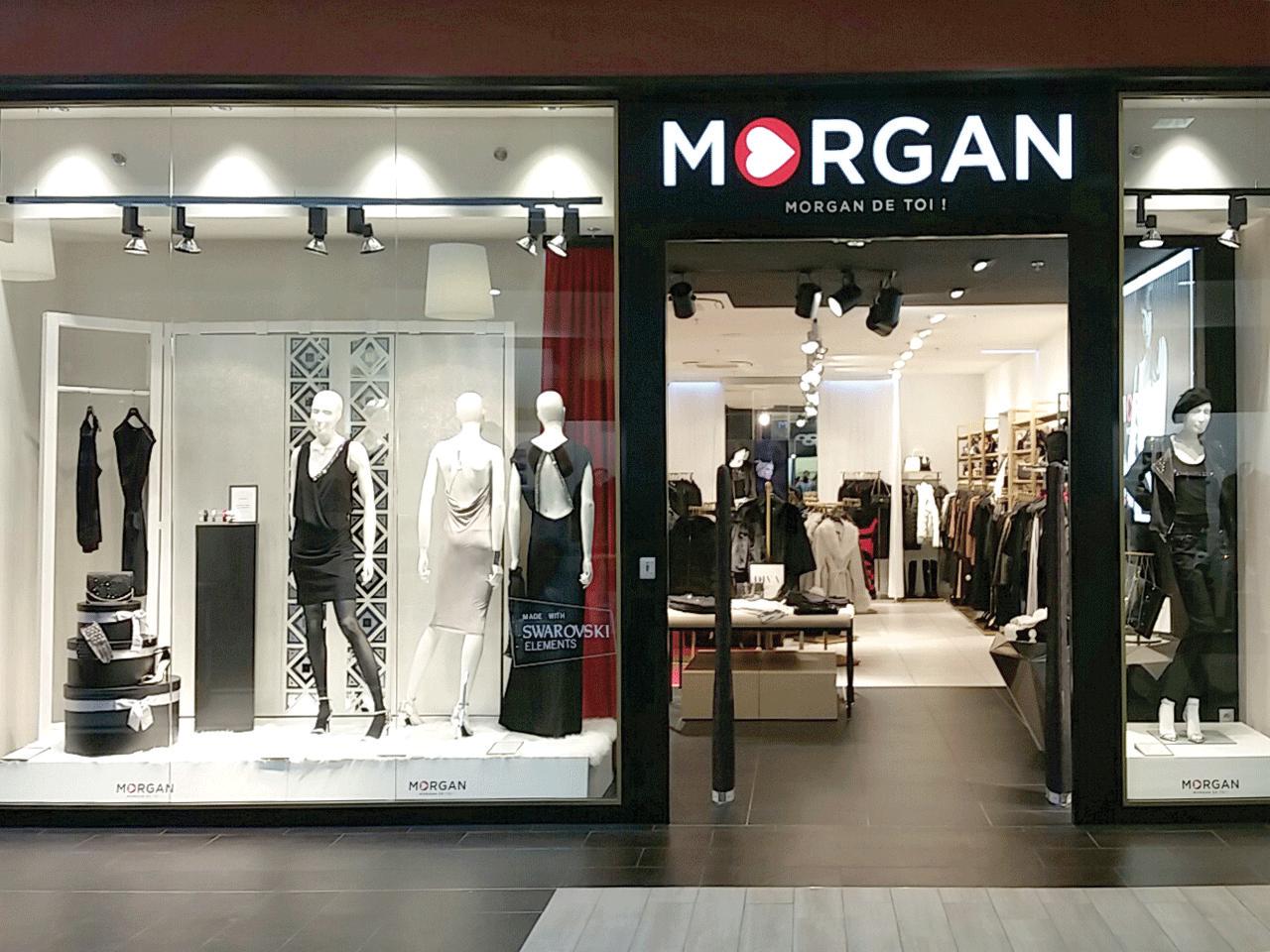 taille 40 6fe21 0441d Franchise 2015 entreprendre - Ouvrez une boutique MORGAN, l ...